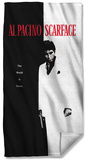 Scarface - Poster Beach Towel Beach Towel