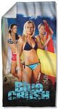 Blue Crush - Poster Beach Towel Beach Towel