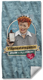 Lucy - Vitameatavegamin Beach Towel Beach Towel