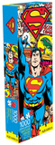 Superman Retro 1000 Piece Slim Puzzle Jigsaw Puzzle