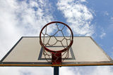 Basketball Board Photographic Print by  darezare