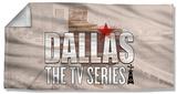 Dallas - Logo Beach Towel Beach Towel
