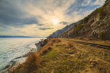 Spring on the Circum-Baikal Railroad Photographic Print by  afrutin