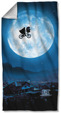 Et - Moon Beach Towel Beach Towel