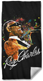 Ray Charles - Soul Beach Towel Beach Towel
