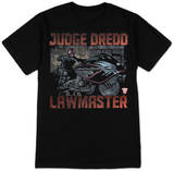 Judge Dredd - 2000 AD Lawmaster Tee T-shirts