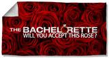 Bachelorette - Roses Beach Towel Beach Towel