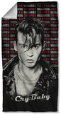 Cry Baby - Drapes & Squares Beach Towel Beach Towel