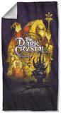Dark Crystal - Poster Beach Towel Beach Towel