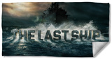Last Ship - Out To Sea Beach Towel Beach Towel