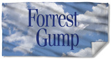 Forrest Gump - Feather Beach Towel Beach Towel