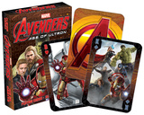 Avengers: Age of Ultron Movie Playing Cards Playing Cards