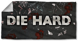 Die Hard - Broken Glass Beach Towel Beach Towel