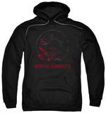 Hoodie: Mortal Kombat X - Bloody Seal Pullover Hoodie