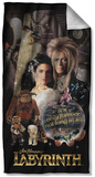 Labyrinth - Only Forever Beach Towel Beach Towel