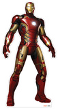 Avengers: Age of Ultron Iron Man Desktop Cardboard Cutout Stand Up