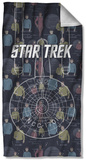 Star Trek - Enterprise Crew Beach Towel Beach Towel