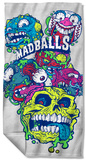 Madballs - Squished Beach Towel Beach Towel