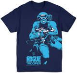 2000 AD - Rogue Trooper 3D Tee T-Shirt
