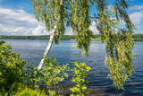 Volga Landscape. Photographic Print by  svn48