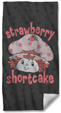 Strawberry Shortcake - Smile Beach Towel Beach Towel