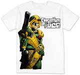 2000 AD - Strontium Dog Tee T-shirts