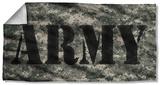 Army - Camo Beach Towel Beach Towel