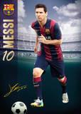 Barcelona - Messi 14/15 - Reprodüksiyon