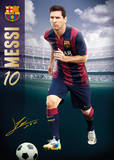 Barcelona - Messi 14/15 Photo