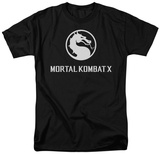 Mortal Kombat X - Dragon Logo T-Shirt