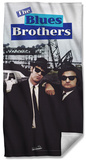 Blues Brothers - Poster Beach Towel Beach Towel