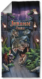 Jurassic Park - Welcome To The Park Beach Towel Beach Towel