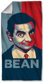 Mr Bean - Poster Beach Towel Beach Towel