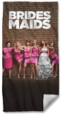 Bridesmaids - Poster Beach Towel Beach Towel