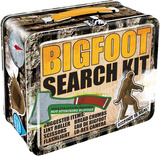 Bigfoot Search Kit Lunch Box Lunch Box