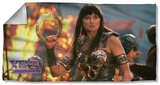 Xena - Chakram Beach Towel Beach Towel