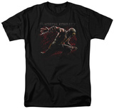 Mortal Kombat X - Scorpion Lunge Shirts