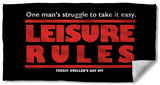 Ferris Bueller - Struggle Beach Towel Beach Towel