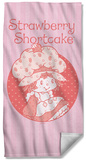 Strawberry Shortcake - Classic Beach Towel Beach Towel