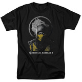 Mortal Kombat X - Scorpion Bust T-shirts
