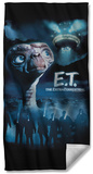 Et - Title Beach Towel Beach Towel