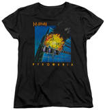 Womans: Def Leppard - Pyromania Camisetas