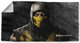 Mortal Kombat X - Scorpion Beach Towel Beach Towel