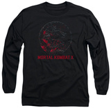 Long Sleeve: Mortal Kombat X - Bloody Seal Long Sleeves