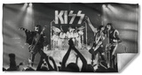 Kiss - Staged Beach Towel Beach Towel