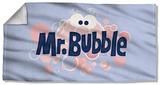 Mr Bubble - Eye Logo Beach Towel Beach Towel