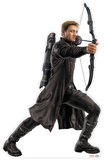 Avengers: Age of Ultron Hawkeye Desktop Cardboard Cutout Stand Up