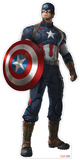 Avengers: Age of Ultron Captain America Desktop Cardboard Cutout Stand Up