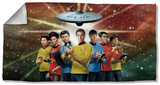 Star Trek - Original Crew Beach Towel Beach Towel