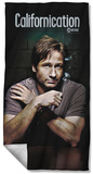 Californication - Moody Beach Towel Beach Towel